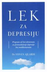 Lek za depresiju - Program od šest elemenata za prevazilaženje depresije bez medikamenata