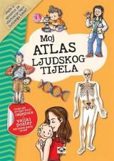 Moj atlas ljudskog tijela - Naljepnice i veliki poster