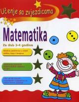 Učenje sa zvjezdicama: Matematika za dob 3-4 godine