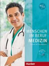 Menschen im Beruf - Medizin B2/C1, Kursbuch mit MP3-CD