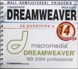 Dreamweaver za početnike u 14 lekcija+CD