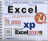 Excel za početnike: priručnik u 24 lekcije+CD
