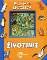 Životinje - moja prva knjižica