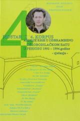 Mostar i 4. korpus Armije RBiH u odbrambeno oslobodičakom ratu u periodu 1992 - 1994 godine: sjećanja