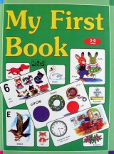 My First Book 3-6 Years