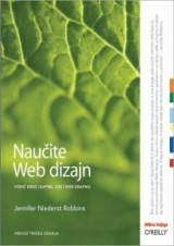 Naučite Web dizajn - Vodič kroz (X)HTML, CSS i Web grafiku