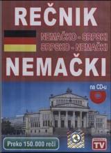 Nemačko-srpski / srpsko-nemački rečnik na CD