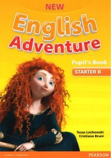 New English Adventure Starter B, Pupils Book