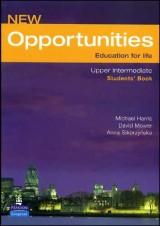 New Opportunities Upper Intermediate, Students Book