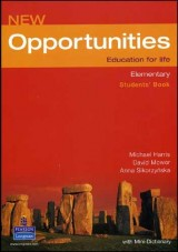 New Opportunities Elementary, Students Book