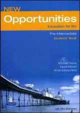 New Opportunities Pre-Intermediate, Students Book