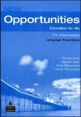 New Opportunities Pre-Intermediate, Language Powerbook + CD