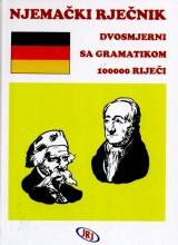Nemački rečnik - Dvosmerni nemačko-srpski, srpsko-nemački