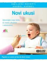 Novi ukusi - Pogodno za uzrast odšest do devet meseci
