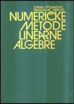 Numeričke metode linearne algebre (zbirka zadataka)