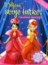 Odjeni svoje lutke - Dražesne princeze