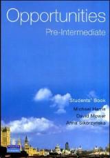 Opportunities Pre-Intermediate, Students Book