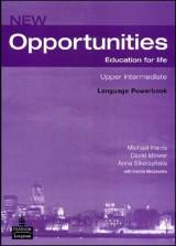 New Opportunities Upper Intermediate, Language Powerbook + CD