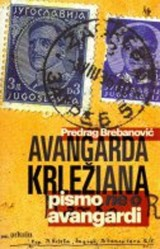 Avangarda Krležiana - Pismo ne o avangardi
