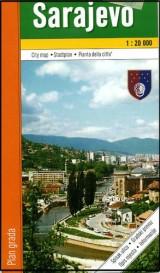 Plan grada: Sarajevo