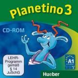 Planetino 3 Arbeitsbuch mit CD-ROM, Deutsch für Kinder