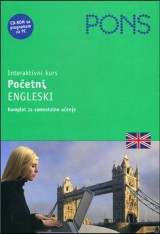 PONS Interaktivni kurs - Početni Engleski
