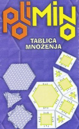 POLIMINO - Tablica množenja