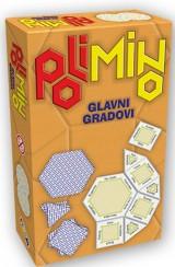 POLIMINO - Glavni gradovi