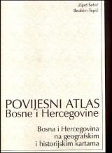 Povijesni atlas BiH sa kartama