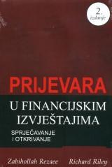 Prijevara u financijskim izvještajima