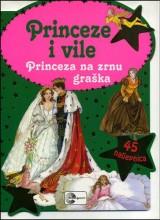 Princeza na zrnu graška - sa 45 naljepnica