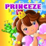 Princeze - Knjiga za kupanje