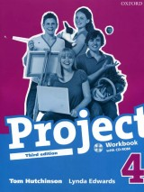 Project Worbook 4 + CD Third edition