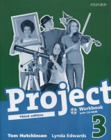 Project Worbook 3 + CD Third edition