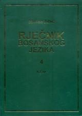 Rječnik bosanskog jezika tom 4 - od K do KOR