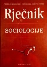 Rječnik sociologije
