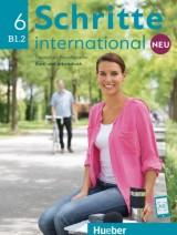 Schritte International Neu 6 - B1.2 Kursbuch und Arbeitsbuch + CD zum Arbeitsbuch