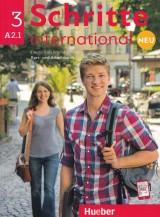 Schritte International Neu 3 - A2.1 Kursbuch und Arbeitsbuch + CD zum Arbeitsbuch