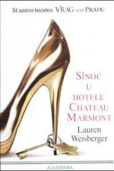 Sinoć u hotelu Chateau Marmont