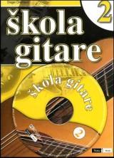 Škola gitare + Multimedijalni CD 2