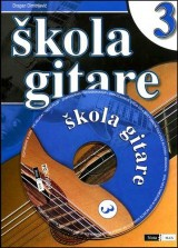 Škola gitare + Multimedijalni CD 3