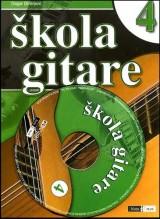 Škola gitare + Multimedijalni CD 4