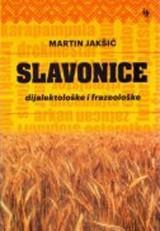 Slavonice - Dijalektološke i frazeološke