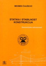 Statika i stabilnost konstrukcija - geometrijska nelinearnost