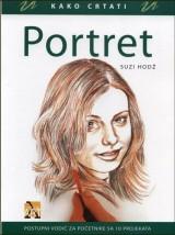Kako crtati portret: postupni vodič za početnike sa 10 projekata