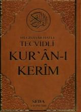 Tecvidli Kuran-i Kerim