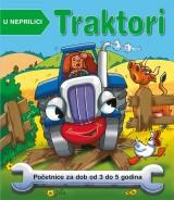 Traktori u neprilici, početnice za dob od 3 do 5 godina