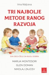 Montesori - Tri najbolje metode ranog razvoja