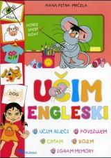 Učim engleski - Učim riječi, povezujem, crtam, bojim, igram memory