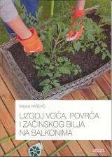 Uzgoj voća, povrća i začinskog bilja na balkonima